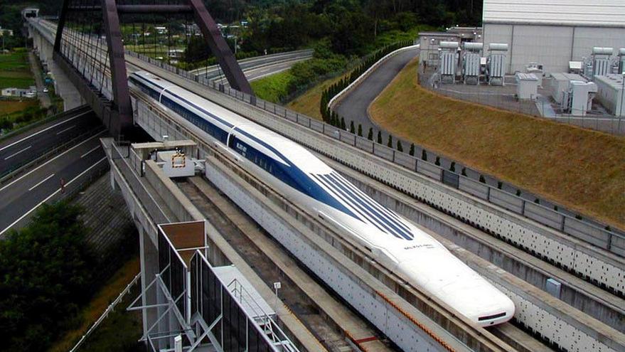 Maglev tren imanges Japón 500 (3)