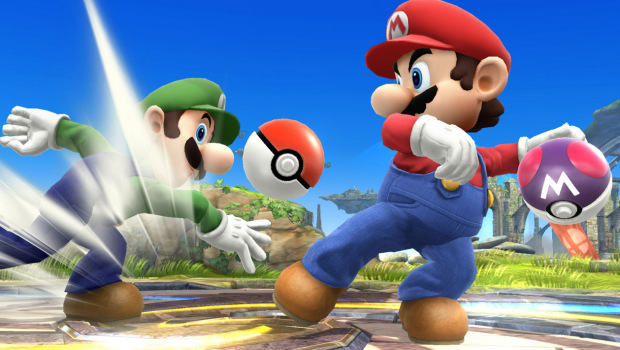 Super Smash bros (2)