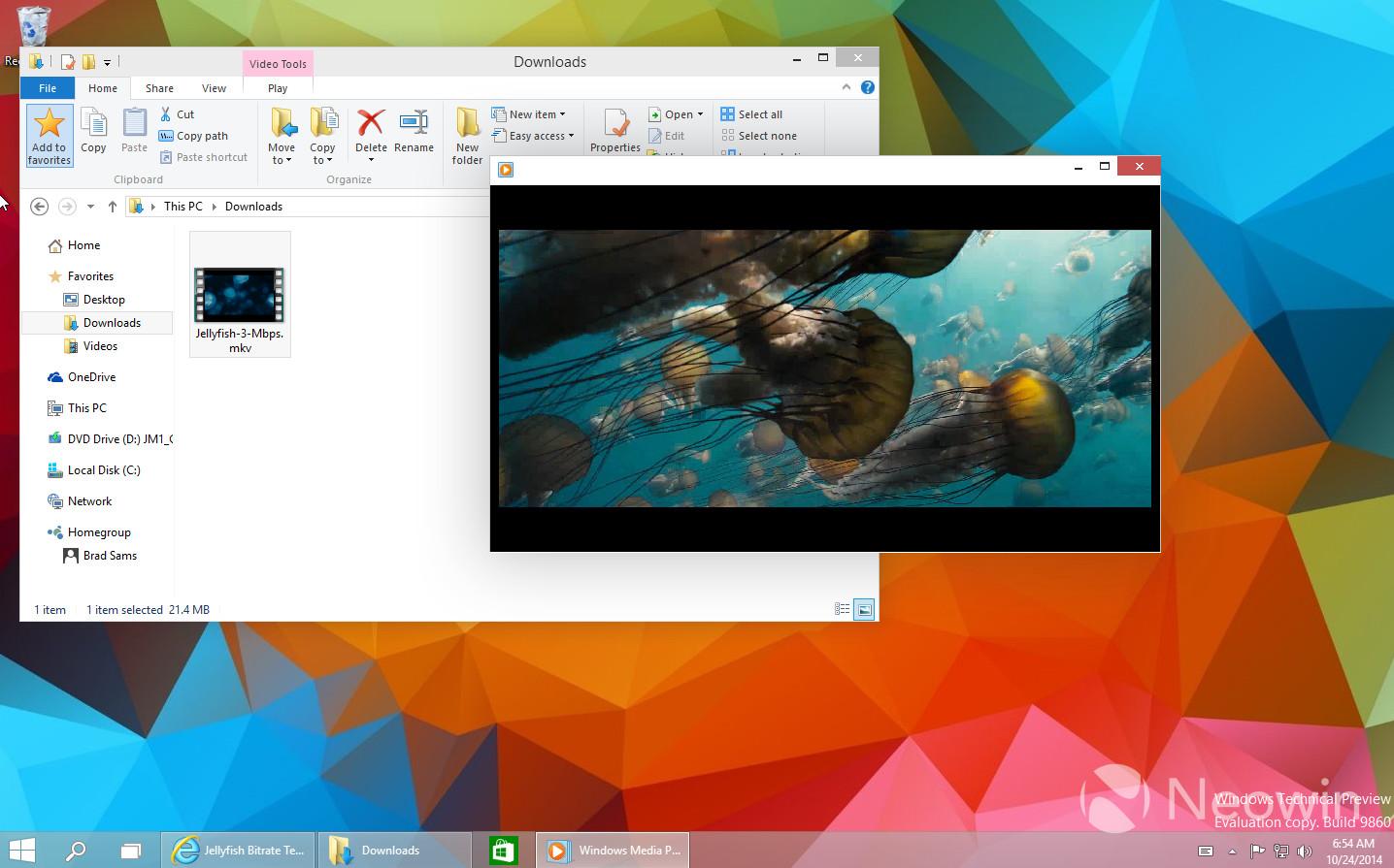 Windows 10 MKV Support