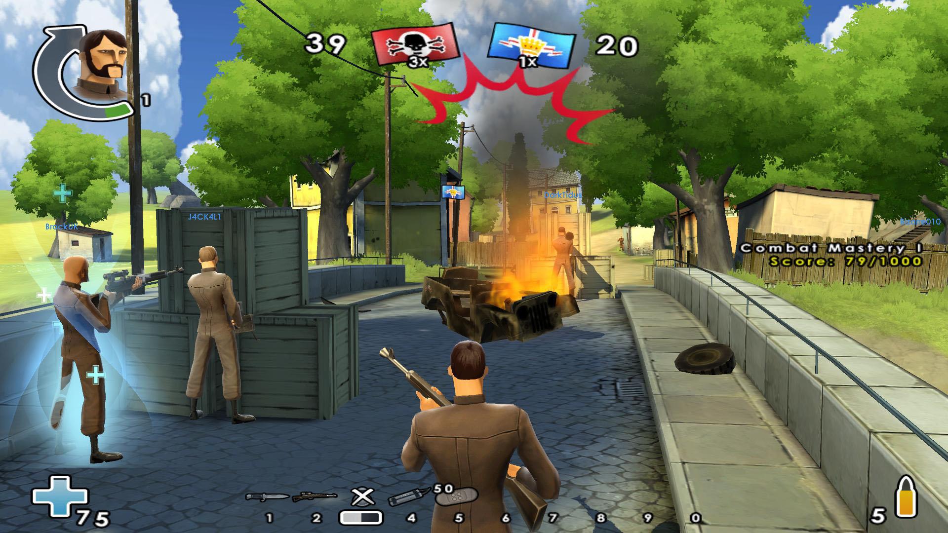 Battlefield Heroes Tec