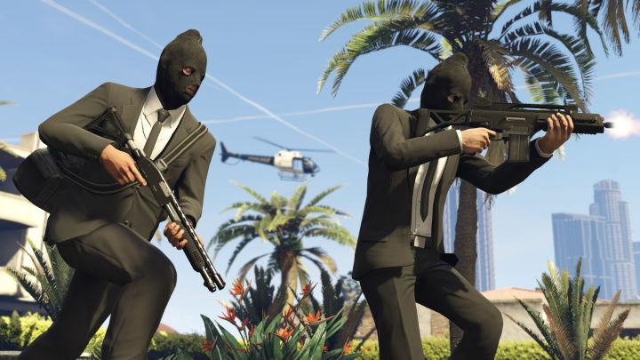 GTA V Heists 007