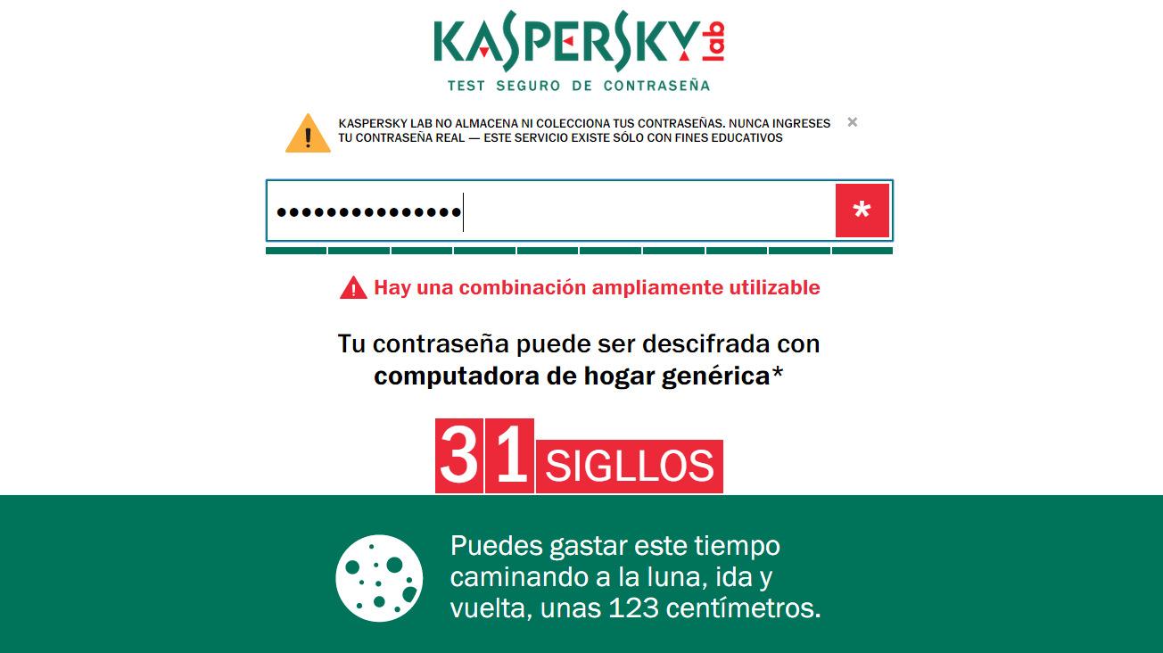 Kaspesrsky clave contraseña (1)