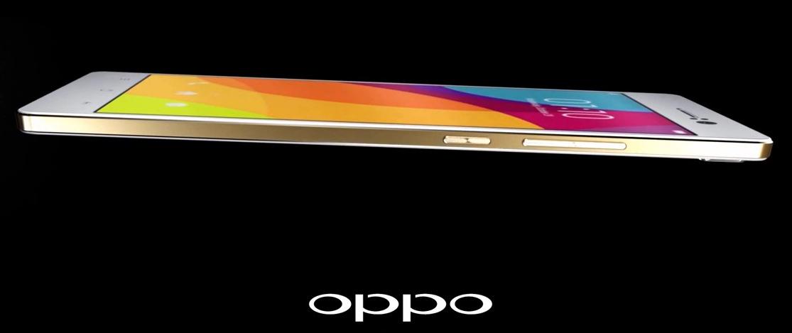 Oppo R5 el smartphone más delagdo del mundo thinnest (2)