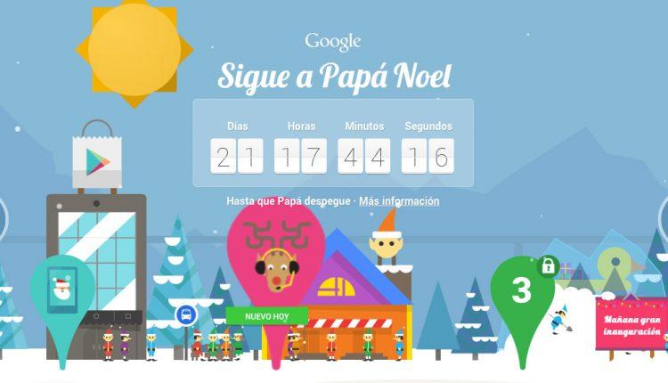 Santa-Tracker-Homepage