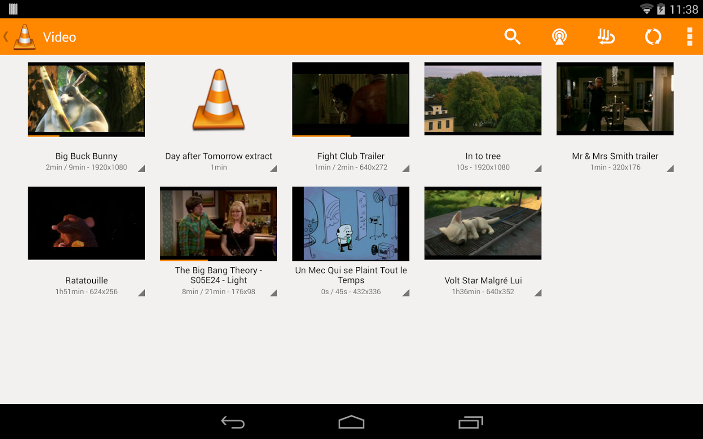 VLC for Android 003