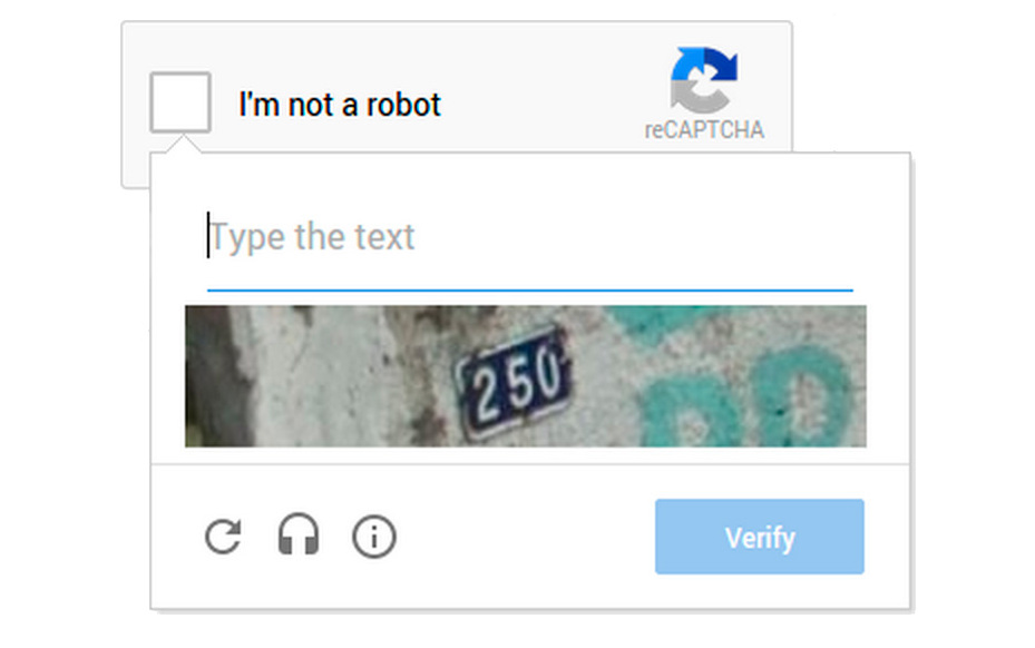 reCAPTCHA-1