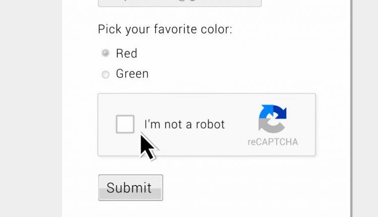 reCAPTCHA-4