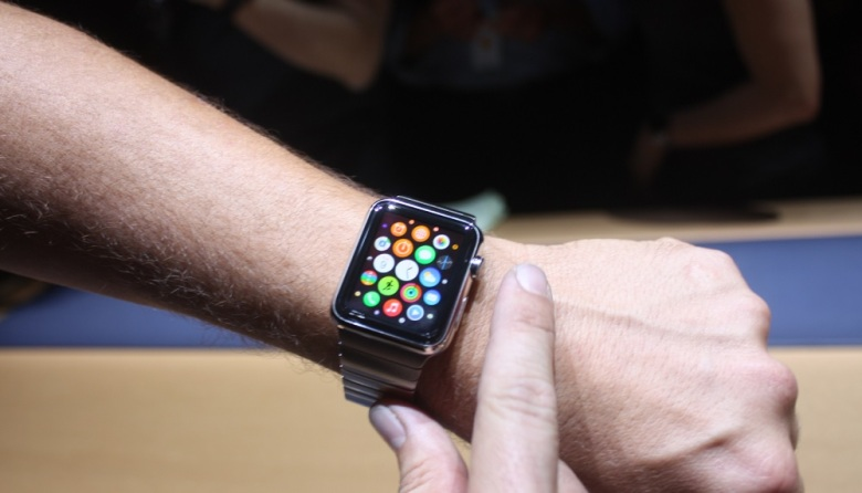 Apple Watch Web Demo 001