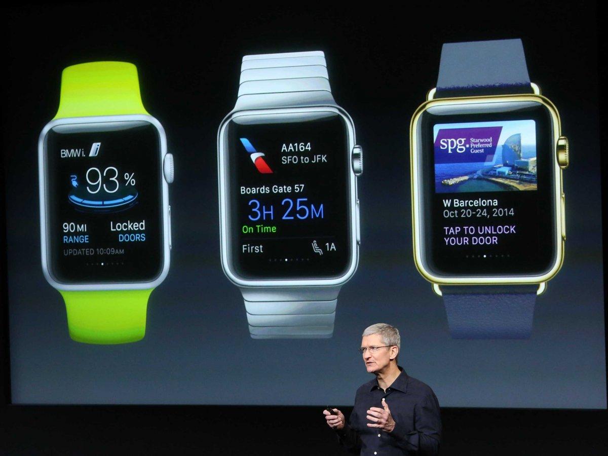 Apple Watch Web Demo 002