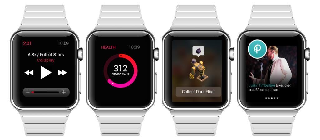 Apple-Watch-Web-Demo-Apps