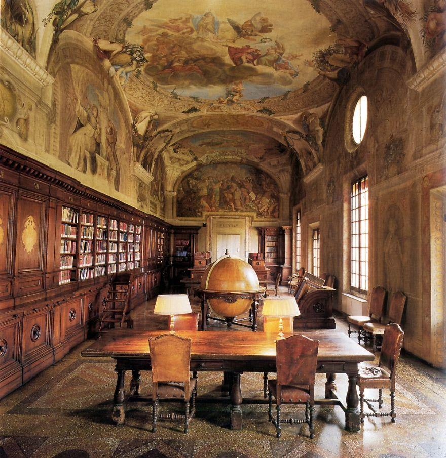 Biblioteca Ist. Ort. Rizzoli (Bo)