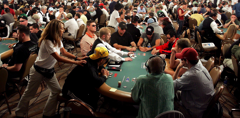 WSOP No-Limit Texas Hold' em World Championship