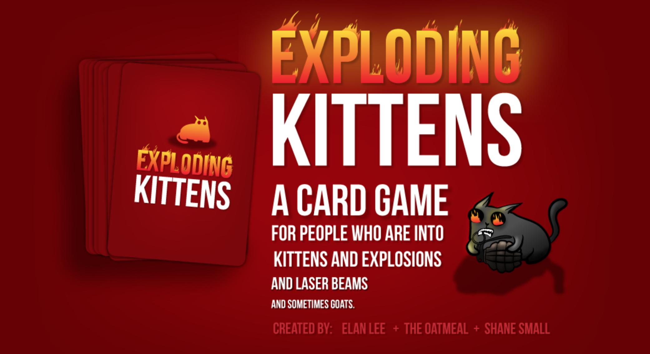 Exploding Kittens 002