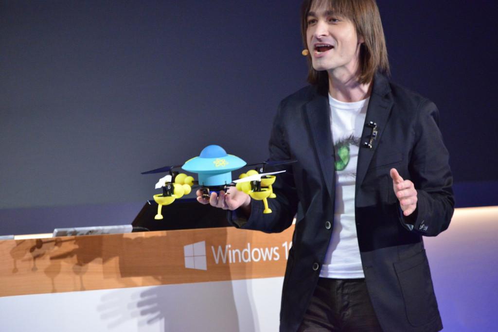 Hololens Drone 3D