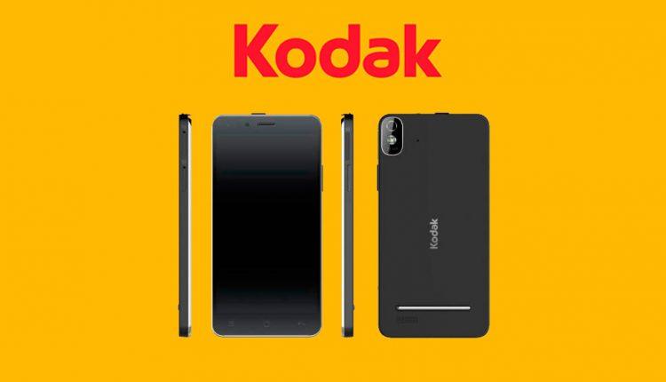 Kodak-Smartphone