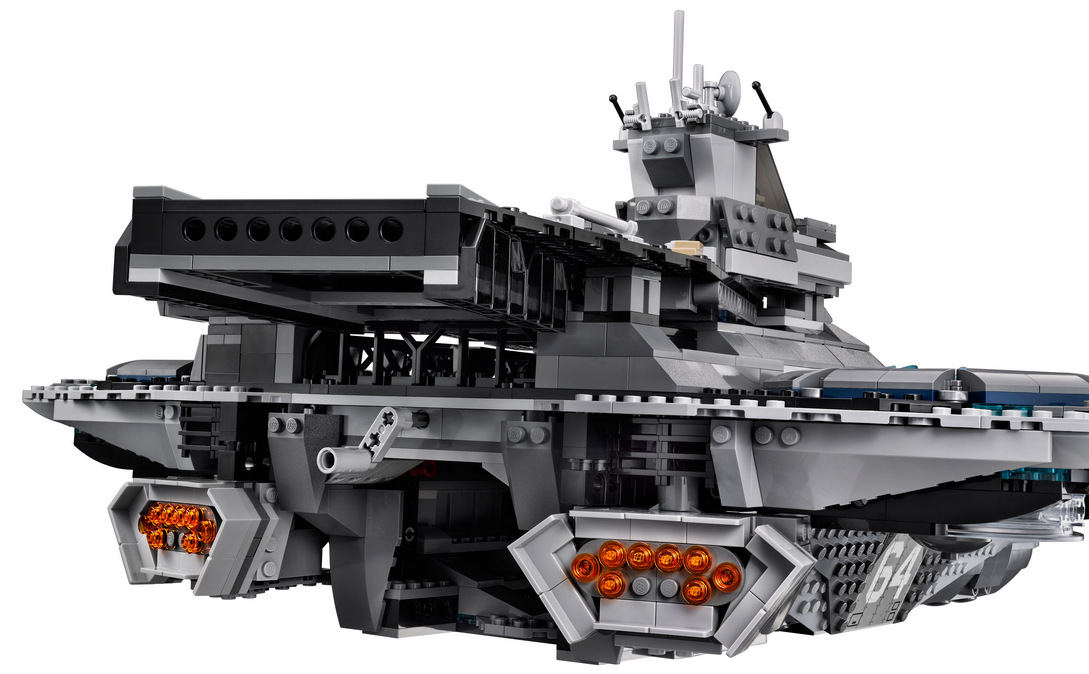 Shield 76042 Marvel Lego 13Tec Ucs Helicarrier xedrCBo