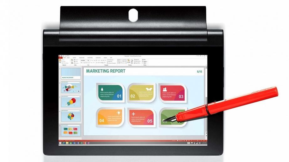 Lenovo AnyPen tablet Yoga (6)