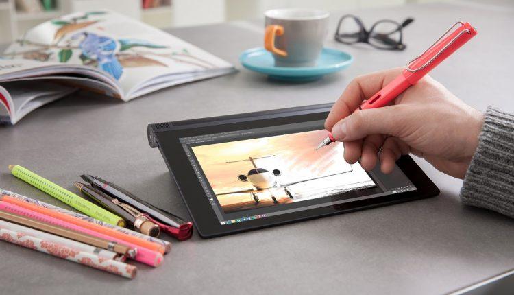 Lenovo AnyPen tablet Yoga (8)