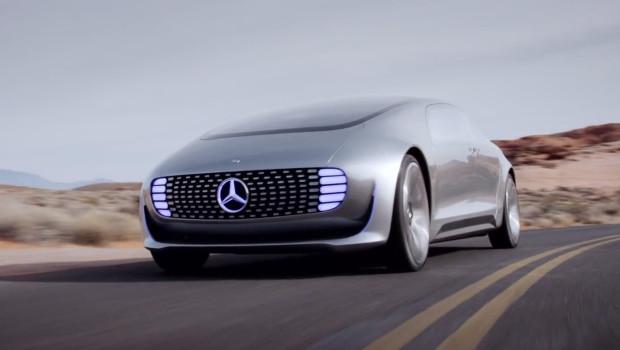 Mercedes F 015 >> El auto del futuro de Mercedes-Benz que se maneja solo (F 015) #CES 2015 - TEC