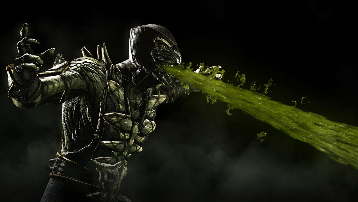 Mortal Kombat X ermac Reptile (1)