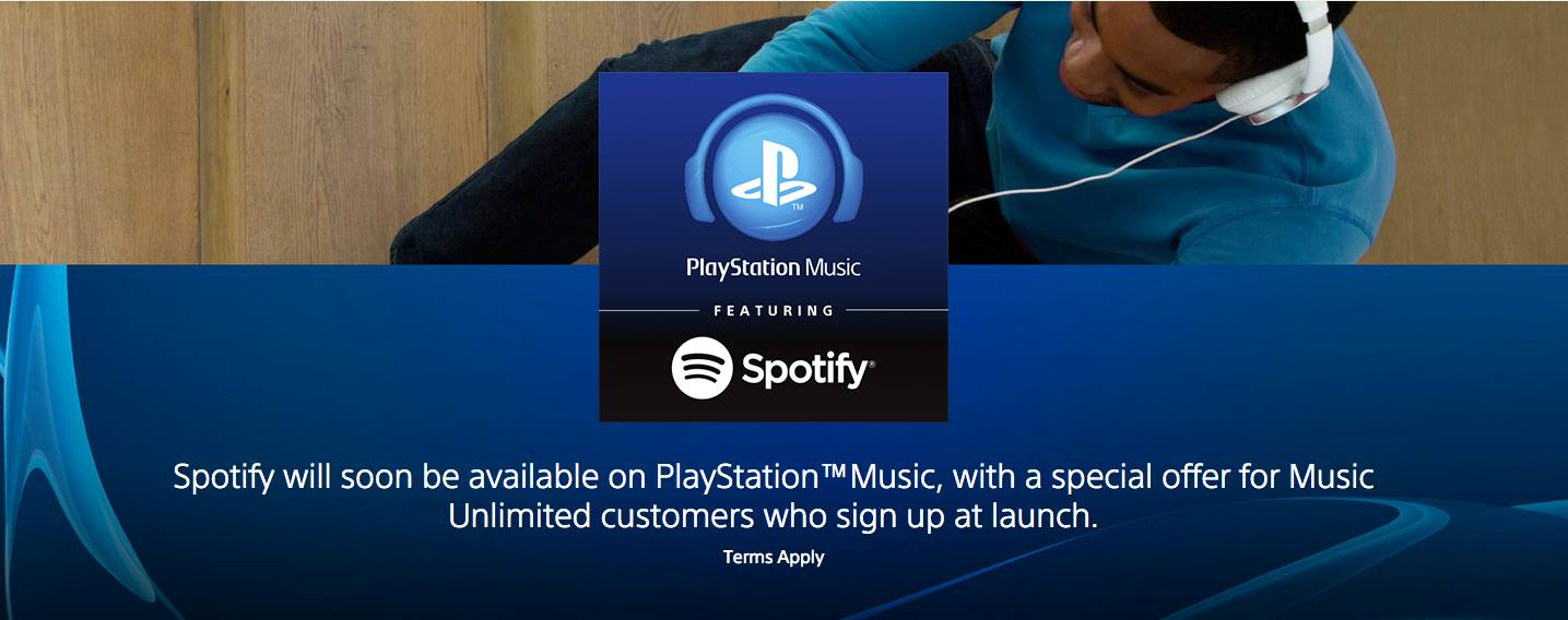 PlayStation Music Spotify 003