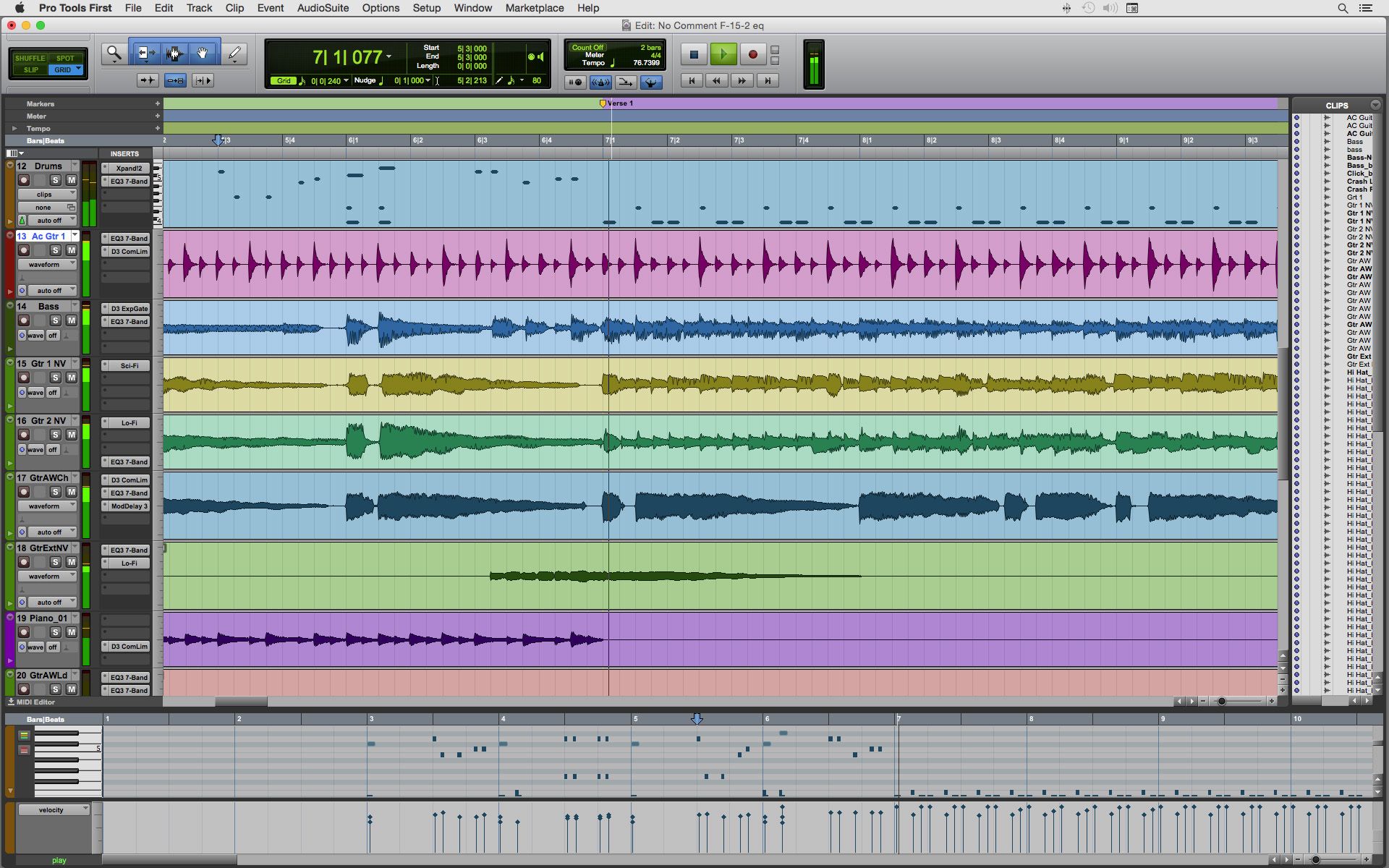 Pro Tools First (3)