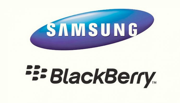 Samsung Blackberry