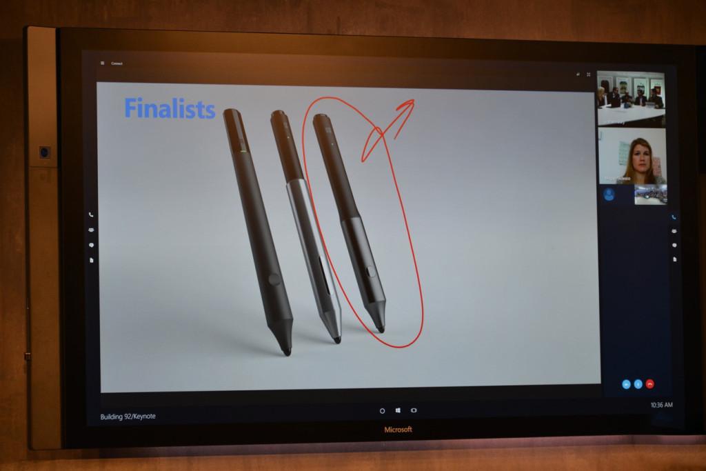 Surface Hub Stylus