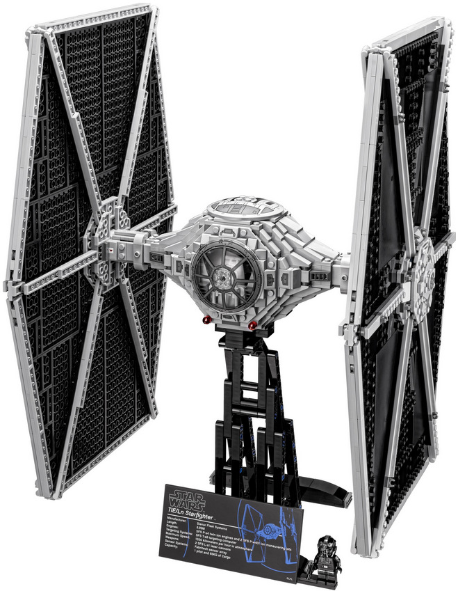 Star Wars LEGO Tie Fighter (1)