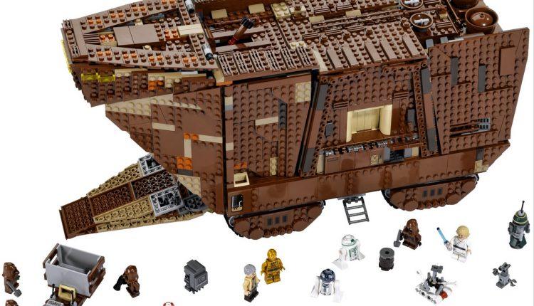 Star Wars LEGO Tie Fighter (3)