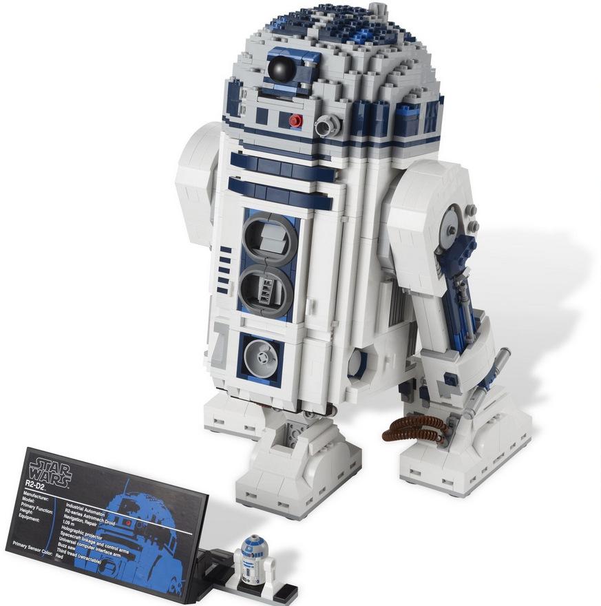 Star Wars LEGO Tie Fighter (6)