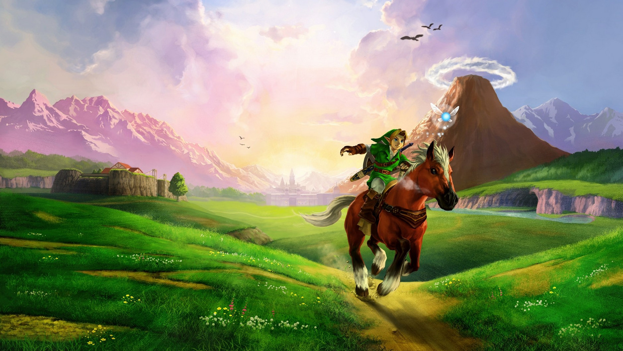 The Legend of Zelda Netflix (1)