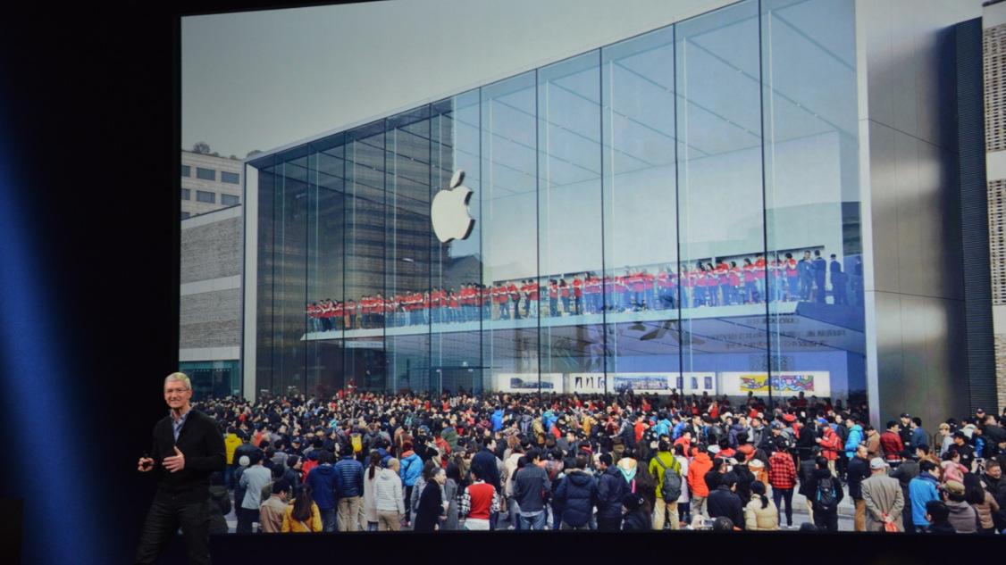 Apple keynote (2)