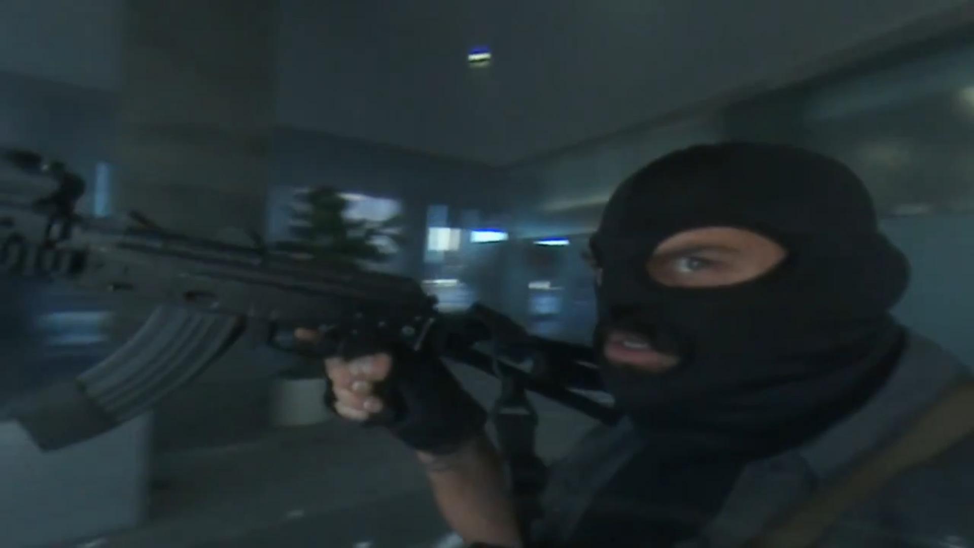 El Espectacular Trailer De Battlefield Hardline Con Actores Reales  # Bonjour Muebles