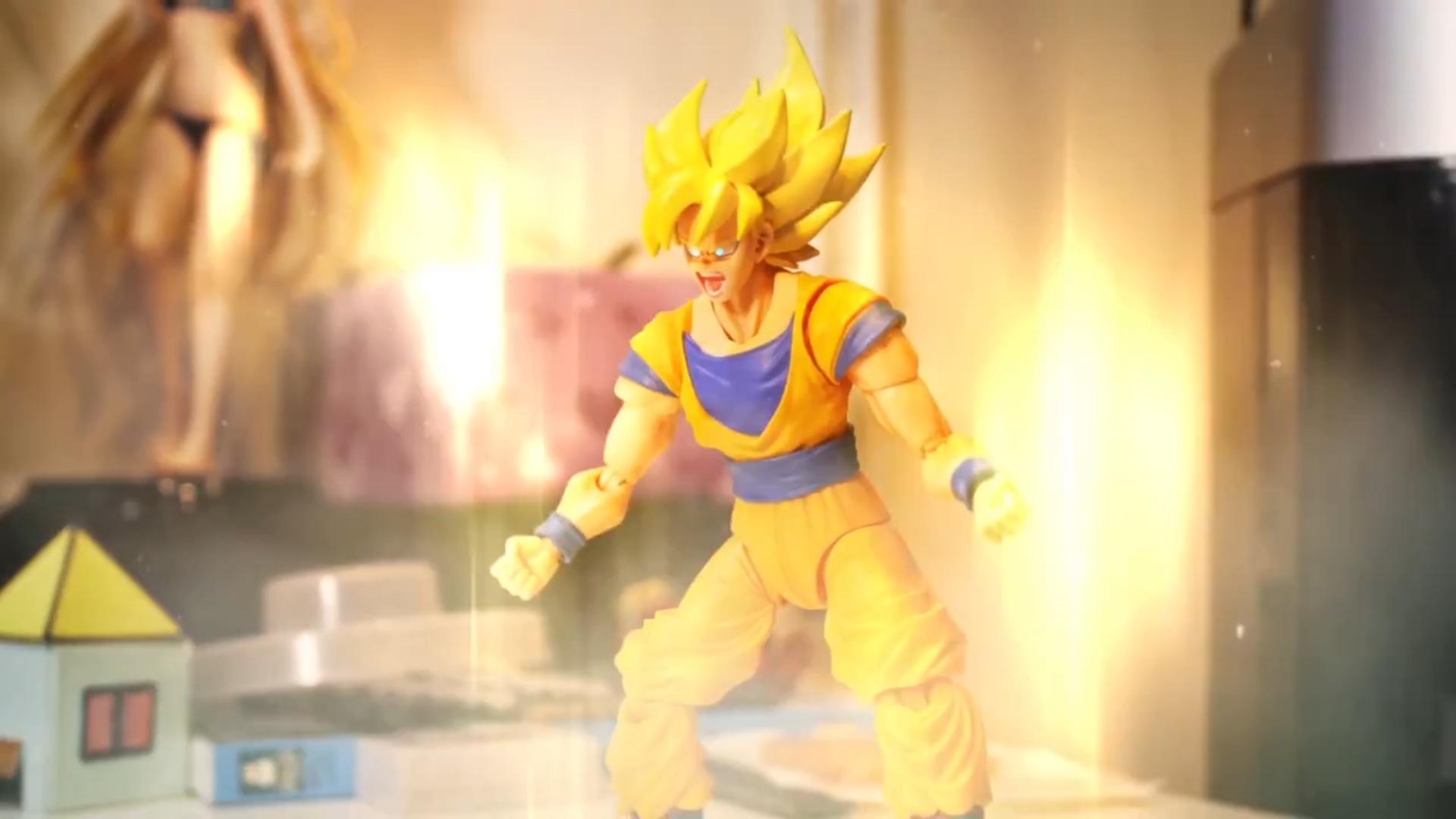 Dragon Ball Z Broly Vs Goku (4)