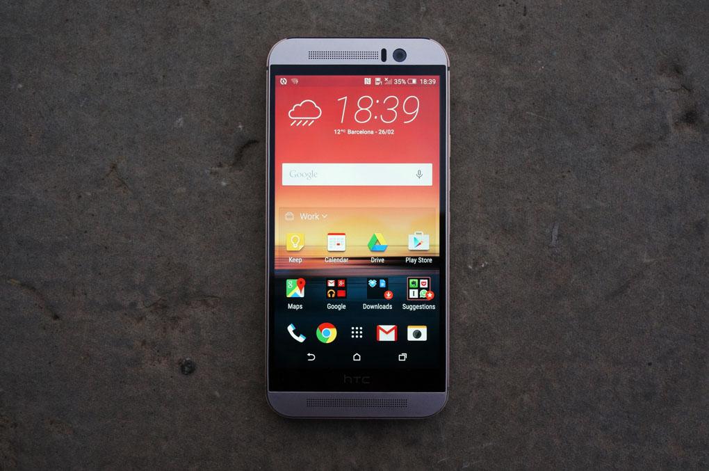 HTC One M9 010