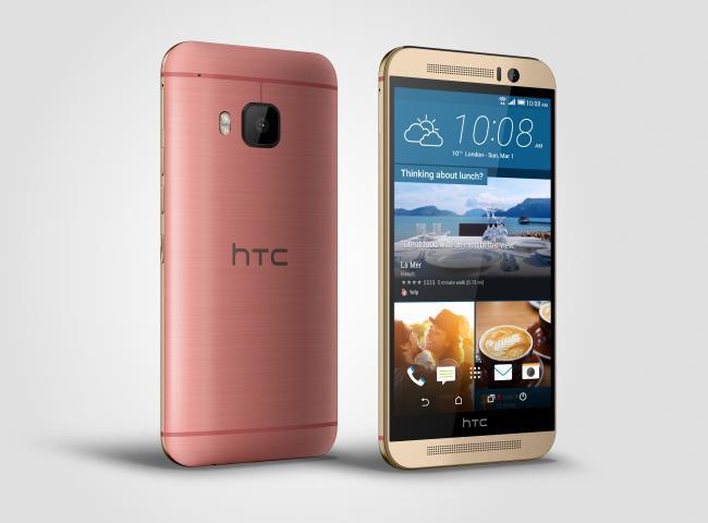 HTC One M9 037