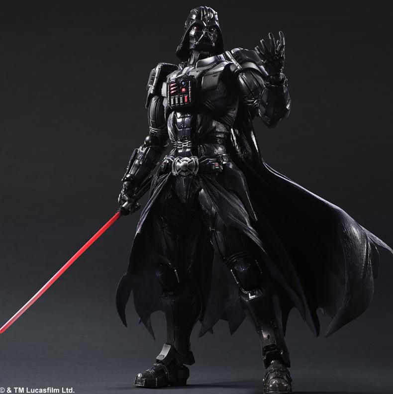 Star Wars Square Enix Boba Fett Darth Vader (2)