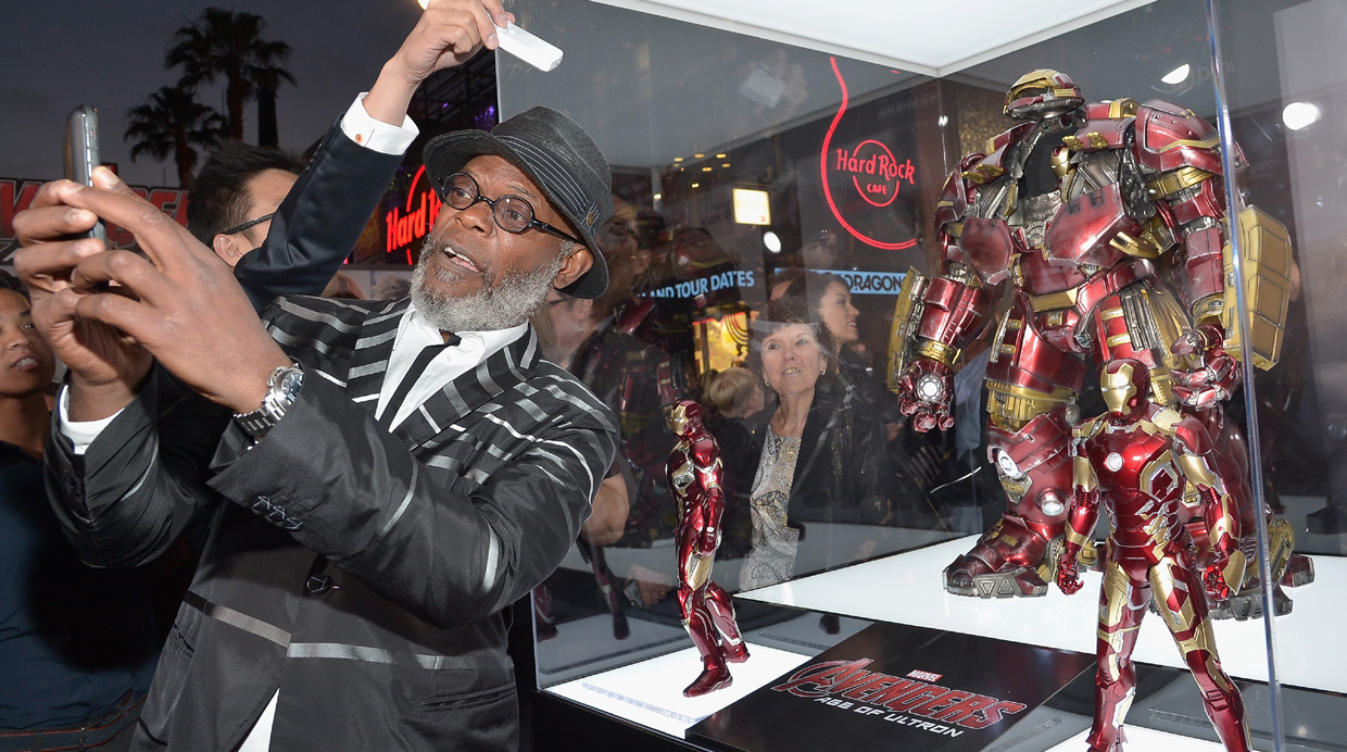 """World Premiere Of Marvel's """"Avengers: Age Of Ultron"""" – Red Carpet"""