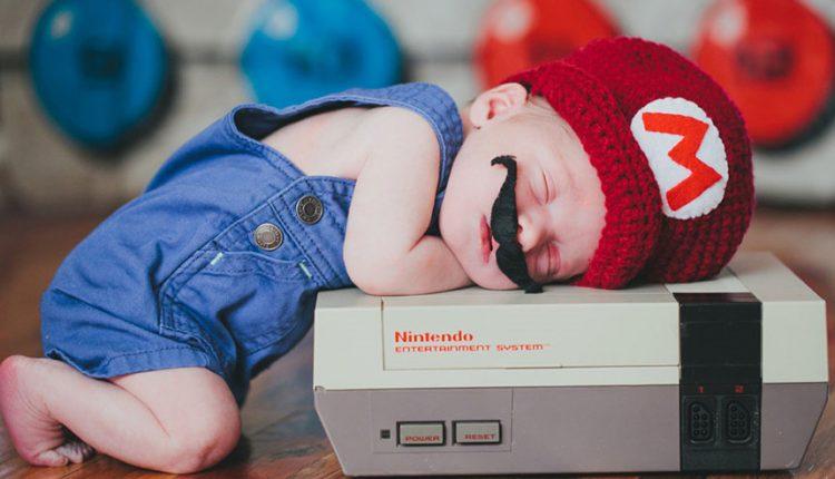 Bebés geek