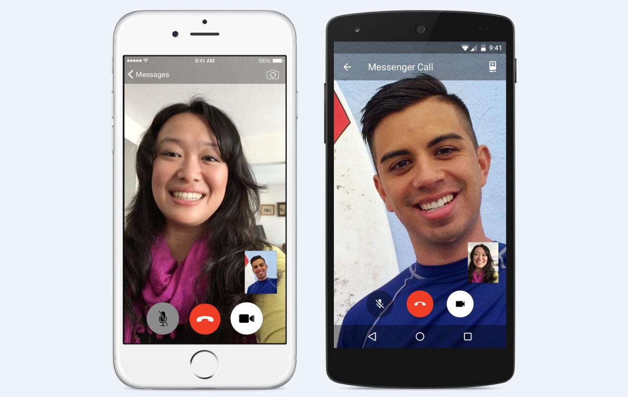 Facebook llamadas de video (1)