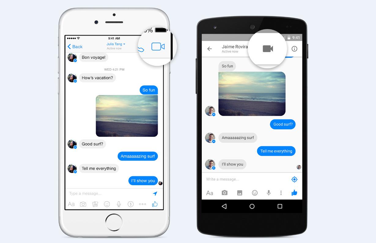 Facebook llamadas de video (2)
