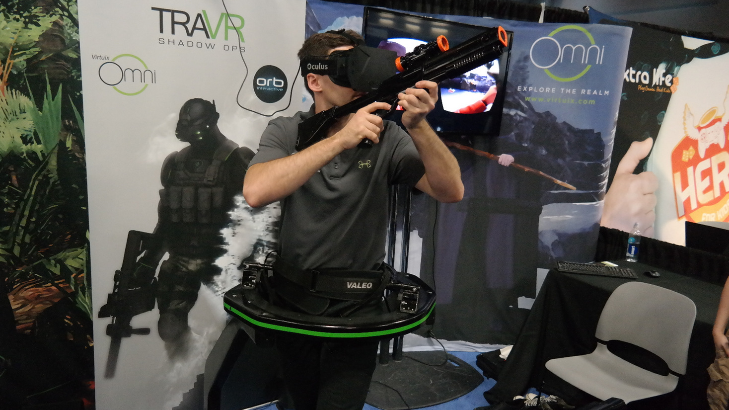 GTA 5 Omni VR Oculus (2)
