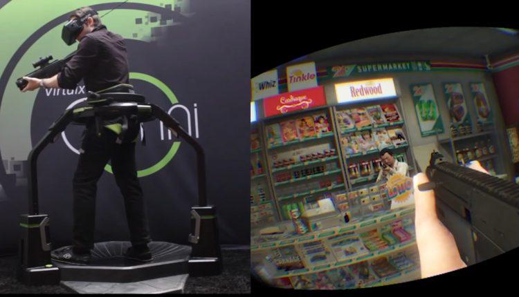 GTA 5 Omni VR Oculus (3)