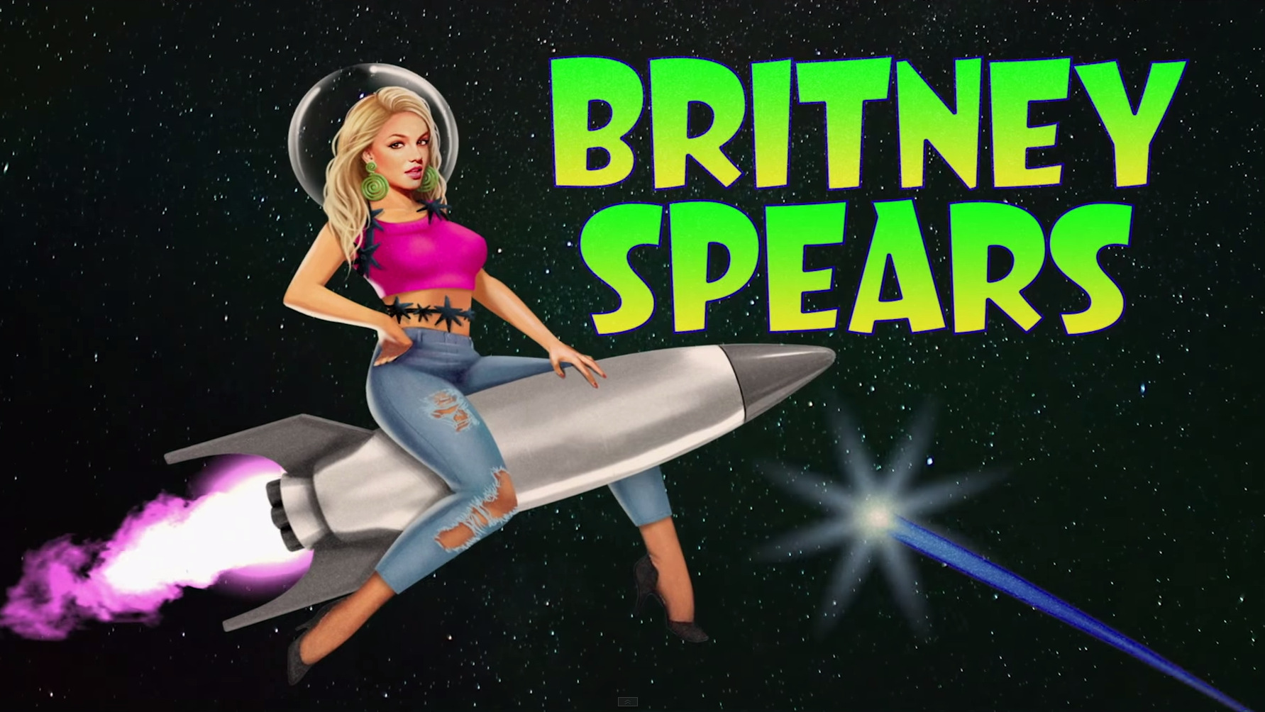 Britney Spears Iggy Azalea Samsung ad (1)