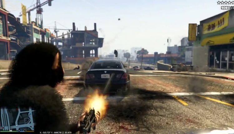 GTA 5 mods (2)