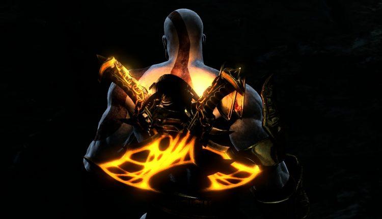 God of War 3 Remastered PS4 (1)