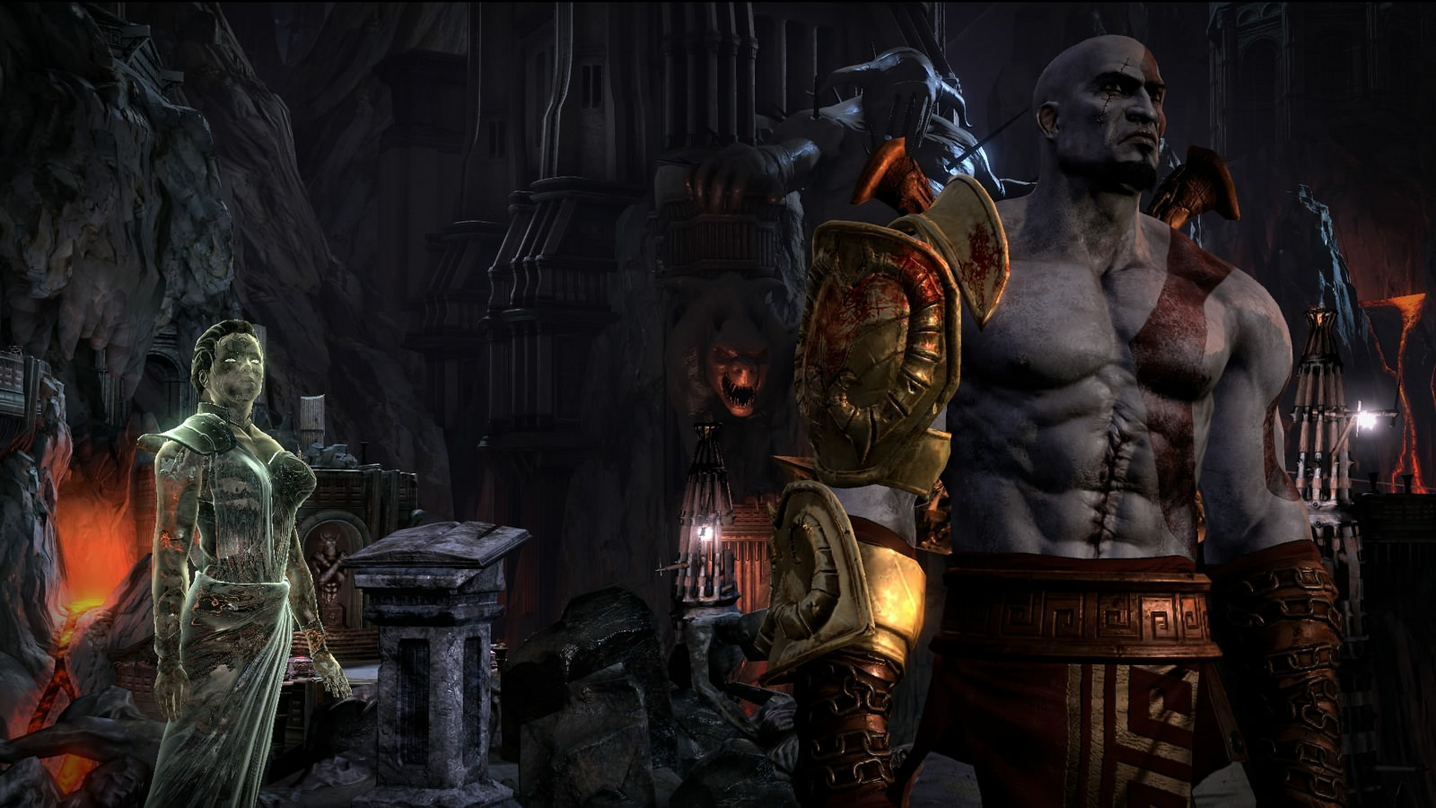 God of War 3 Remastered PS4 (3)