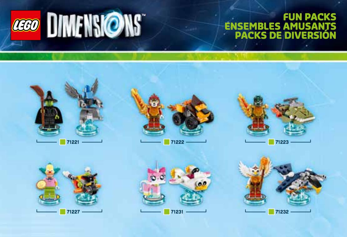 LEGO Dimensions5