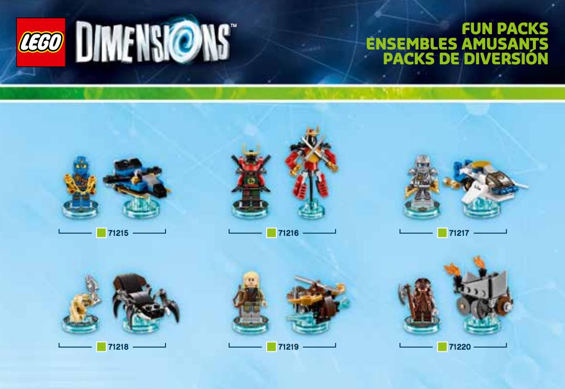 LEGO Dimensions6